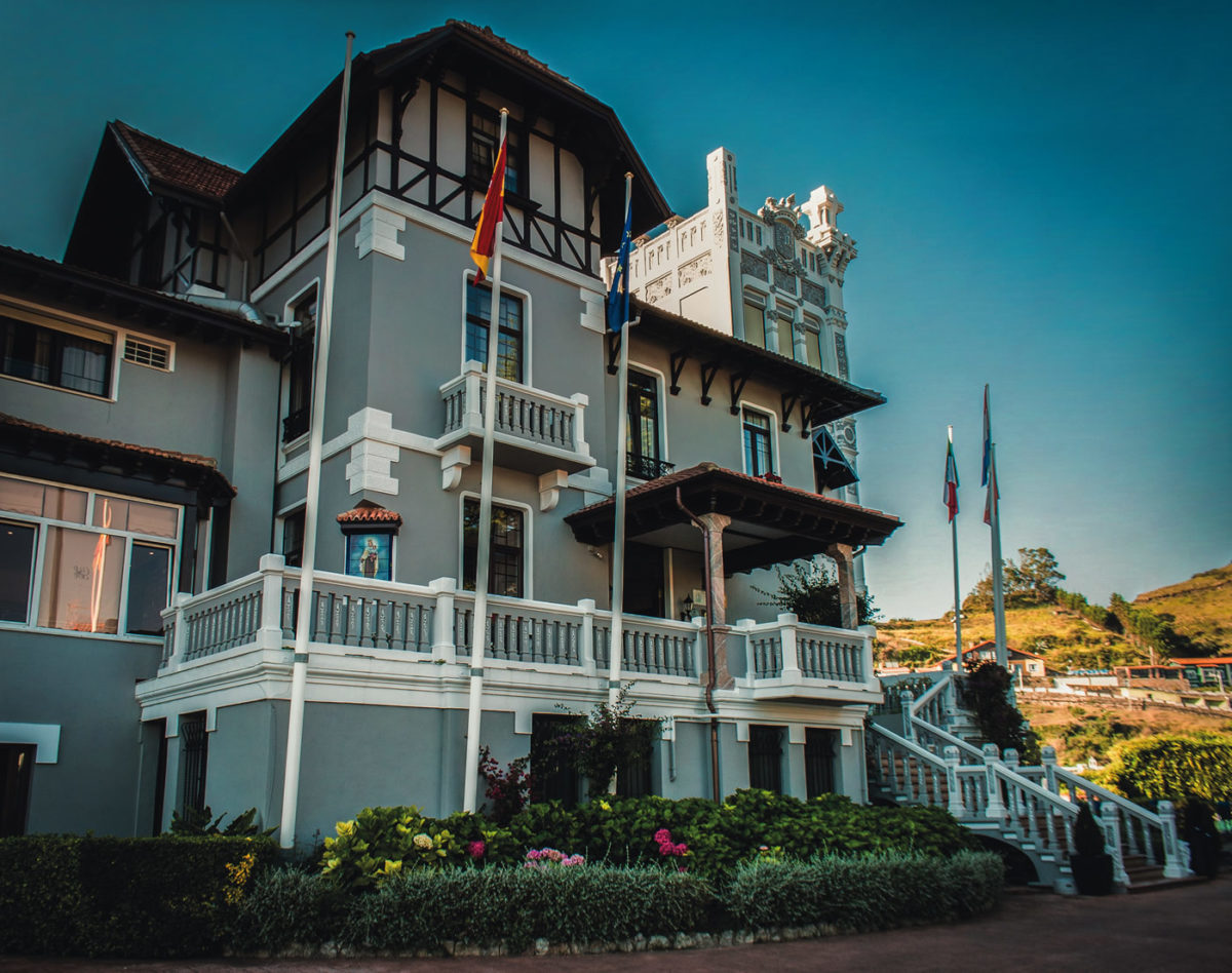 Un Gran Hotel
